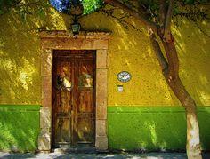 San Miguel de Allende, Guanajuato. Mexico. Donna Cleveland