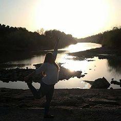 En el río Guadalquivir, Alcolea de Córdoba.