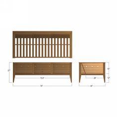 Craftsman Outdoor Deep Seating Teak Sofa   Westminster Teak Outdoor  Furniture