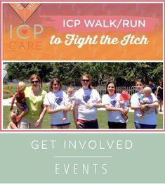 Registration for 2018 Walk/Run to Fight the Itch is now open!  We are thrilled to commence this event for the second year with an added option to create and join teams!   To register, visit our dedicated Virtual Walk/Run to Fight the Itch registration site at:  https://raceroster.com/events/2018/17715/virtual-icp-walkrun-to-fight-the-itch  ICP Awareness  Cholestasis of Pregnancy  Intrahepatic Cholestasis of Pregnancy