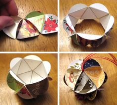 Easy Christmas Ornament by jami