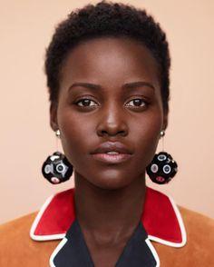 Lupita Nyong'o's hairstyles are hair goals.