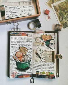20 Ideas For Travel Diary Ideas Travelers Notebook Moleskine Kunstjournal Inspiration, Art Journal Inspiration, Journal Ideas, Sketch Journal, Journal Pages, Scrapbook Journal, Travel Scrapbook, Digital Bullet Journal, Creative Journal