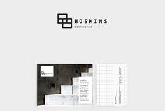 Nude rebrands Hoskins Contracting