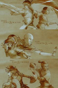 I love this pic yet I don't... It shows meaning but; Katara and Aang were meant to be ^_^ I guess... but I still really like Zuko... aww whatever, just enjoy the pick!! :)