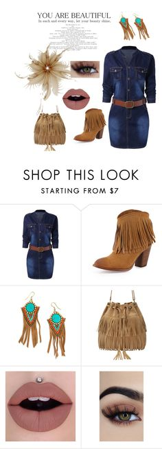 """""""brownie"""" by sabyday ❤ liked on Polyvore featuring Frye"""