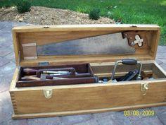Carpenters tool box......mine never looked so.........organized.......