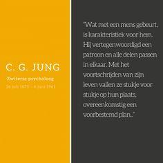 Denkertje: C G Jung – Voorbestemd