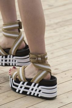 f130f5b5dd0 Модная обувь сезона весна — лето 2019 — Все о моде и красоте Verano