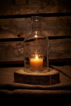 Aberlour Bottle Candle Cover. $20.00, via Etsy.