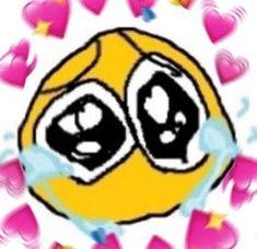 Funny Emoji, Cute Emoji, Drawing Face Expressions, Emoji Drawings, Reaction Pictures, Funny Pictures, Emoji Images, Dibujos Cute, Wholesome Memes
