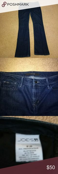 Joe's Jeans Provacateur cut.  Taylor Wash. Jeans