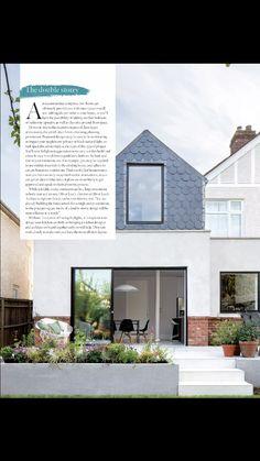 Garage Doors, Mansions, House Styles, Garden, Outdoor Decor, Home Decor, Garten, Decoration Home, Room Decor