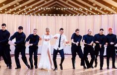 is it time to move out feet to an introspective beat ✧ tyler joseph (with wife jenna, and josh dun on the far right, during wedding) of twenty one pilots