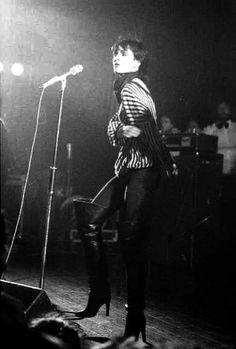 Siouxsie, 1978