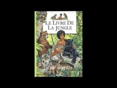 Rudyard KIPLING – Le Livre De La Jungle - YouTube