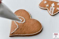 Domowa cookierenka Agi: Lukier królewski: tradycyjny i wegański