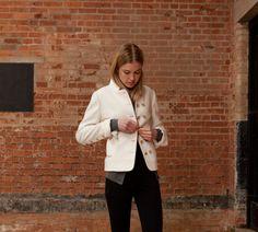 Katherine Hooker - Tali jacket
