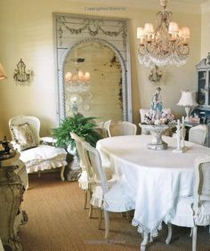 The french inspired home, Carolyn Westbrook