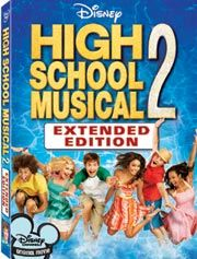 Disney Channel High School Musical 2: Extended Edition
