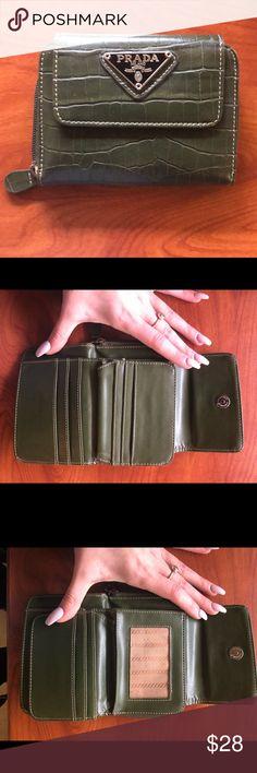 Prada wallet Prada wallet Prada Bags Wallets
