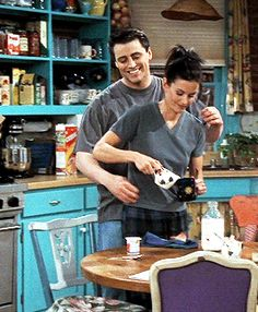 "and all~ -Meh and all~ - How many Friends gifs is too many? We could literally feel this hug. How many Friends gifs is too many? If ""Friends"" homeschooled, this is what they would say. Why You'll Never Really Get Over Monica And Chandler 鎖屏 BABE — . Tv: Friends, Friends Tv Show, Serie Friends, Friends Cast, Friends Moments, Friends Forever, Friends Episodes, Funny Friends, Best Tv Shows"