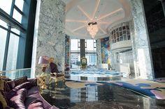 The Reverie Saigon Lobby