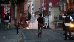 #istanbul #okmeydanı #haber Okmeydanı Gece Saatlerinde Gergin Dakikalar Geçirdi