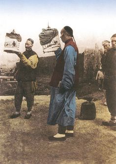 Rarely-Seen Colorized Photos of Everyday Life in Qing Dynasty-Republic of China in the mid-late Century Old Pictures, Old Photos, Ancient History, Art History, Vintage Postcards, Vintage Photos, Boxer Rebellion, Colorized Photos, Ancient China