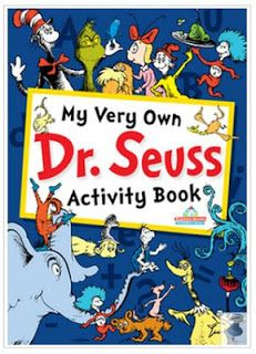 This Seussational FREE 20-page activity booklet is full of lots of rhyming games, easy addition, and other activities to keep little ones happy!
