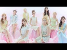 The outfits in this South Korean Music Video are AMAZING!  GIRLS`GENERATION 少女時代_ALL MY LOVE IS FOR YOU_Music Video