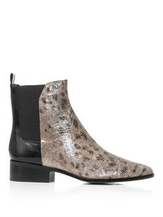THE A TO Z OF SHOE SHOPPING - 3.1 Phillip Lim - fall 2013 - the best chelsea for the new season