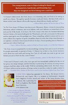 The From-Aways: A Novel: CJ Hauser: 9780062310750: Amazon.com: Books