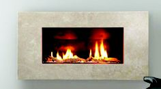 I like the surround on this model... Molaris ST900 Direct Vent Gas Fireplace