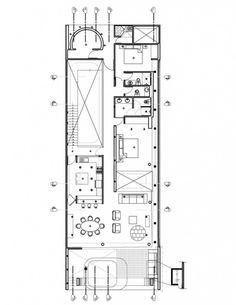Minimalist-Traditional-Japanese-House-Floor-Plan-Residential-Design : Lamidge.net