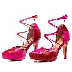 Sara Melissa Designs Has the Perfect Valentine's Day Shoes - Giveaways 4 Mom