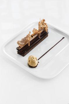 "chocolat ""gerald passedat desserts"""