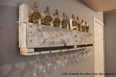 wine-racks diy ideas
