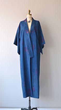 Tasogare kimono vintage japanese kimono vintage by DearGolden