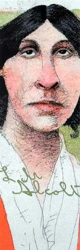 Louisa May Alcott Bookmark Literary Luminaries http://www.amazon.com/dp/B0007OF3R4/ref=cm_sw_r_pi_dp_WbSQtb1H72FYF9CB