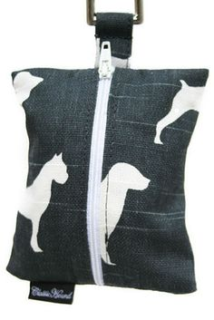These patterned leash bags. | 26 Stylish Products You Need For Your Dog