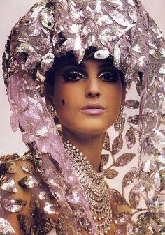 Photo by Melvin Sokolsky 1964 by dovima_is_devine_II, via Flickr - Photography - Vintage - Fashion