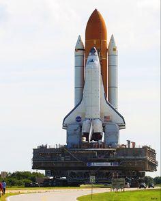 Shuttle waiting