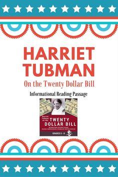 Thesis statement on harriet tubman