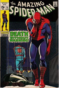 Marvel Dc, Marvel Comics, Old Comics, Marvel Comic Books, Comic Book Heroes, Comic Books Art, Comic Art, All Spiderman, Graphic Novels