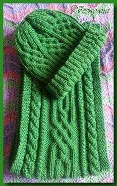 Ravelry: Green for Him pattern by Vesnyana