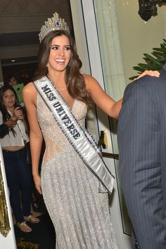 Miss Universe 2014 Paulina Vega from Colombia