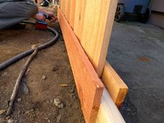 home tasks diy, uniform good neighbor fence tutorial information Article Physique: Jewellery is a mo Modern Wood Fence, Wood Fence Design, Privacy Fence Designs, Wooden Fence, Wooden Garden, Cedar Fence, Wood Fence Gates, Rustic Fence, Diy Fence