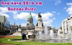 Ano novo 2016 em Buenos Aires Argentina #anonovo #argentina #viagem #buenosaires