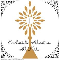 Eucharistic Adoration with Kids -Here are a list of the Top 10 items to keep in: A Child's Mass/ Adoration Bag
